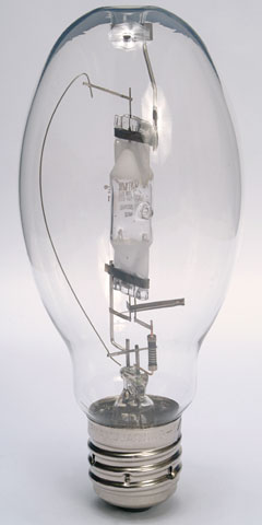 high intensity discharge lamp - hid light bulb